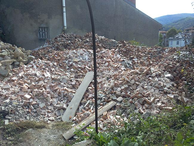 Excavatrice Aspiratrice démolition 01